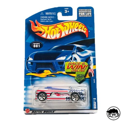 Hot Wheels Deora II