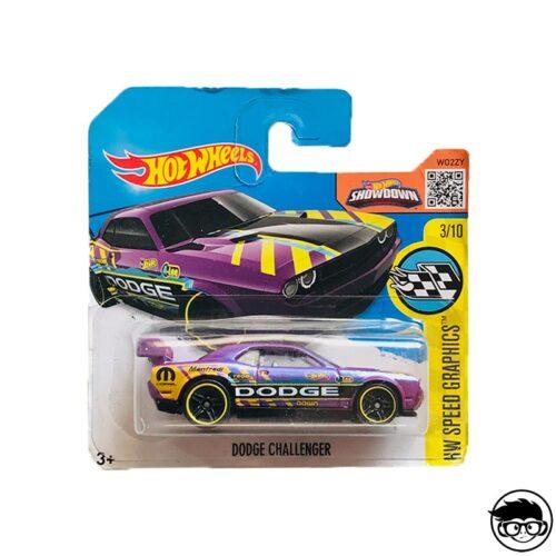 Hot Wheels Dodge Challenger