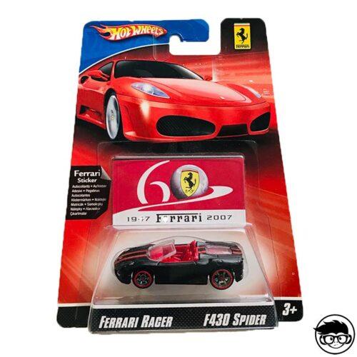 Hot Wheels Ferrari F430 Spider