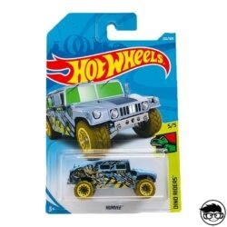Hot Wheels Humvee