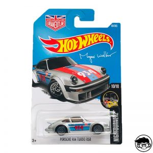 Hot Wheels Porsche 934 Turbo RSR