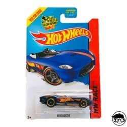 Hot Wheels Rrroadster