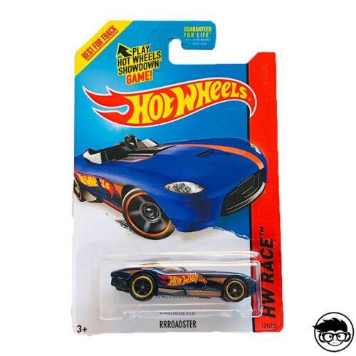 Hot Wheels Rrroadster