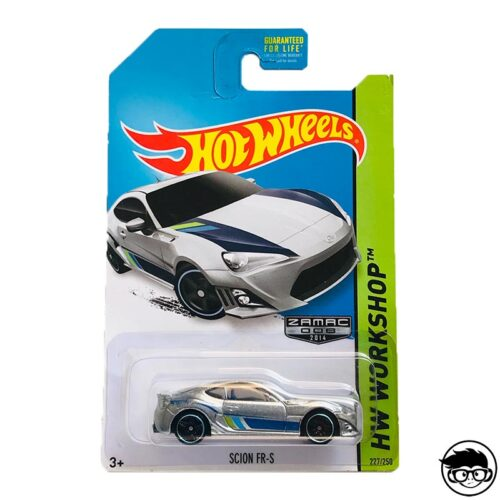 Hot Wheels Scion FR S