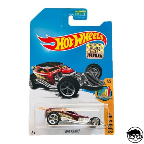 Hot Wheels Surf Crate