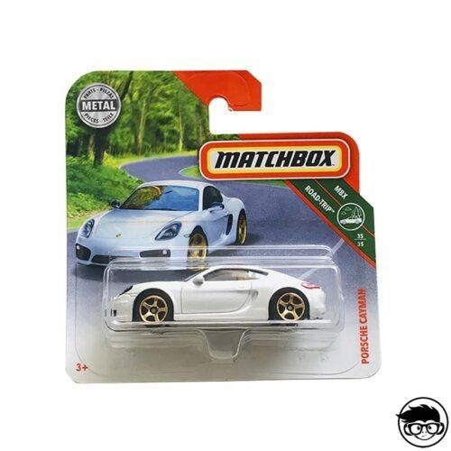 Matchbox-porsche-cayman