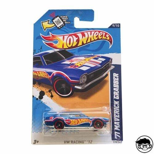 hot-wheels-racing-12-'71 maverick-grabber