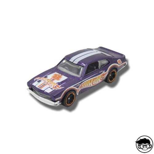 hot-wheels-racing-12-'71 maverick-grabber-purple-loose