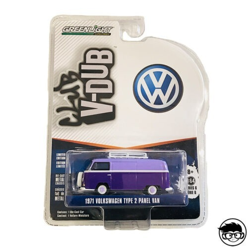 Greenlight 1971 Volkswagen Type 2 Panel Van