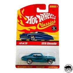 Hot Wheels 1970 Chevrolet Chevelle Classics