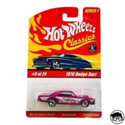 Hot Wheels 1970 Dodge Dart Classics