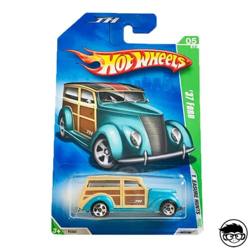 Hot Wheels '37 Ford Treasure Hunts