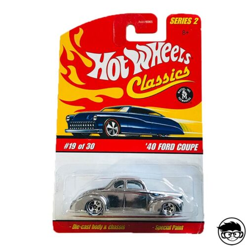 Hot Wheels '40 Ford Coupe