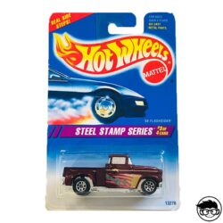 Hot Wheels '56 Flashsider Steel Stamp Series
