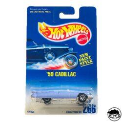 Hot Wheels '59 Cadillac Collector N 266