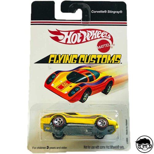 Hot Wheels Chevrolet Corvette Stingray Flying Customs