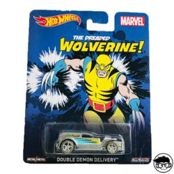 Hot Wheels Double Demon Delivery