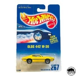 Hot Wheels Olds 442 W-30