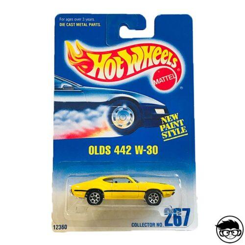 Hot Wheels Olds 442 W-30