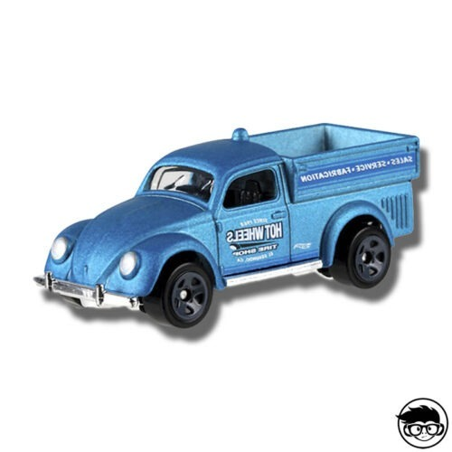 Hot Wheels '49 Volkswagen Beetle Pickup Volkswagen 47/250 2019 short card