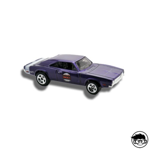 Hot Wheels '69 Dodge Charger 500 HW City 19/250 2014 short card