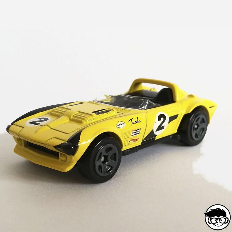 Autos Hot Wheels      Corvette Grand Sport Roadster