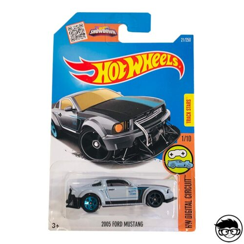 hot-wheels-2005-ford-mustang-grey-long-card