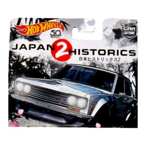 Hot Wheels Japan Historics 2