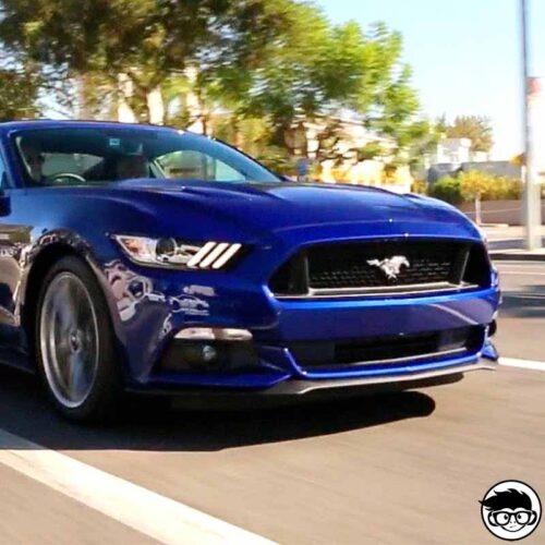 Hot Wheels 2015 Ford Mustang GT Convertible Factory Fresh 2019 short card real