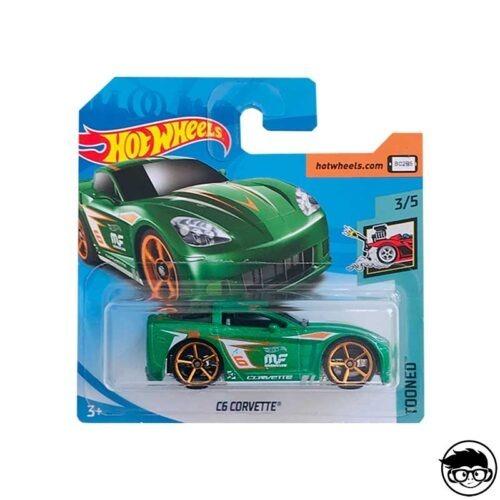 Hot Wheels Corvette C6 Tooned 174 365 2018