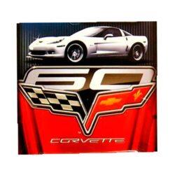 Hot Wheels 60 Years Corvette