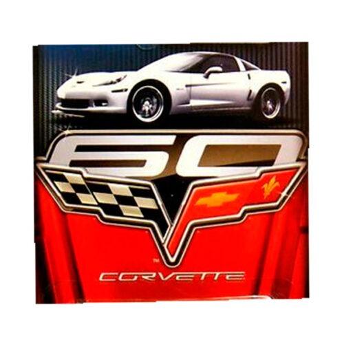 60 Years Corvette
