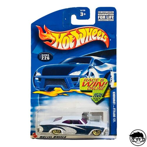 hot-wheels-65-impala-lowrider-2001-collector-226-long-card
