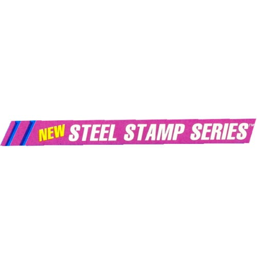 Steel Stamps Series