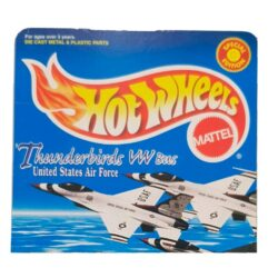 Hot Wheels Thunderbirds United States Air Force