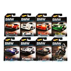Hot Wheels BMW Series