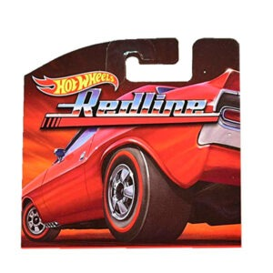 Hot Wheels Red Line