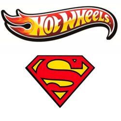 Hot Wheels Superman