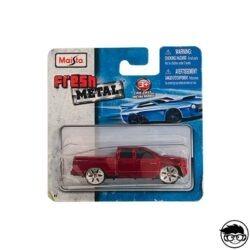 Maisto Dodge RAM 1500 Fresh Metal #2 2011 long card