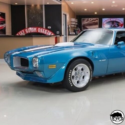 73 pontiac firebird real