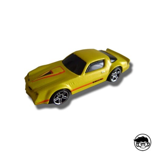 Hot Wheels Camaro Z-28 Camaro 044 180 2007 long card loose
