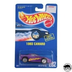 Hot Wheels 1993 Camaro