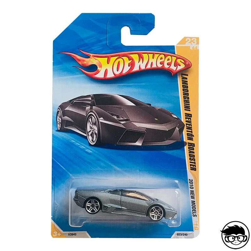 ᐅ Hot Wheels Lamborghini Reventon Roadster 2010 New Models 023