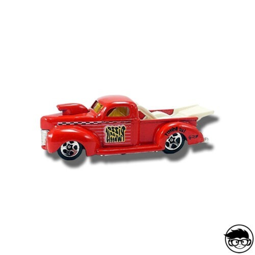 Hot Wheels '40s Ford Truck Collector#1029 1999 long card*