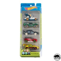 Hot Wheels 5-Pack HW Extreme Race 2019