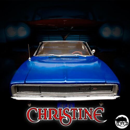 Greenlight Hollywood Christine 1968 Dodge Charger 2018