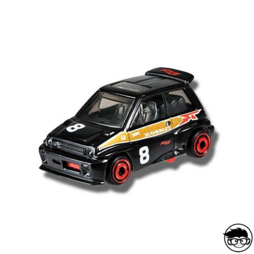Hot Wheels '85 Honda City Turbo II HW Nightburnerz 81/250 2019 short card