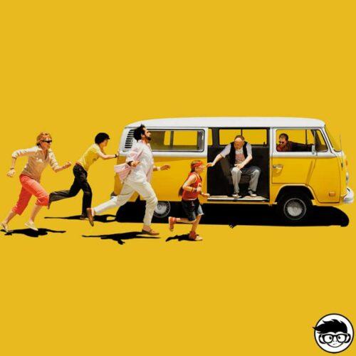 Greenlight Hollywood Little Miss Sunshine 1978 Volkswagen Type 2 (T2) Bus 2018