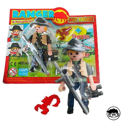playmobil-magazine-ranger-auf-safari-box-and-loose