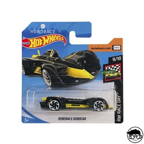 Hot Wheels Roborace Robocar HW Race Day 2019 165/250 short card